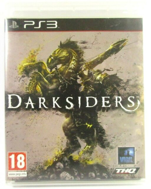 Darksiders Sony Playstation 3 PS3 Complet Fr