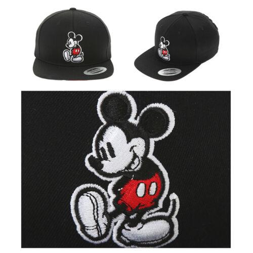 Unisex Mens Licensed Feltics X Disney Mickey Mouse Baseball Cap Snapback Hats