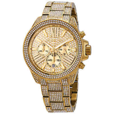Michael Kors Wren Chronograph Ladies Watch MK6355