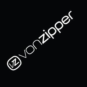 LARGE-Von-Zipper-Sticker-Decal-500mm-Wide-For-Car-Window-Ute-Van-Skate-Surf