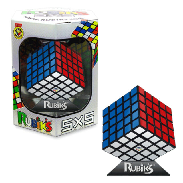 Rubik's Revenge 5x5 Cube Rubiks Puzzle by Winning Moves NEW