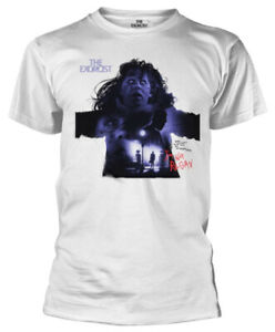 The-Exorcist-039-I-039-m-Not-Regan-039-White-T-Shirt-NEW-amp-OFFICIAL