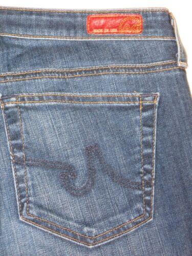 Ag Stretch The Jeans Adriano Scuro Goldschmied Sdrucito Donna Taglie 30 Angel OwxgU1O