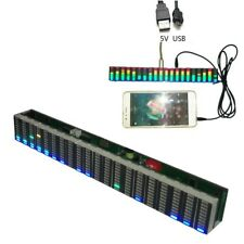 20 Segment Analyzer Led Level Display With Audio Cable Replacement Indicator New