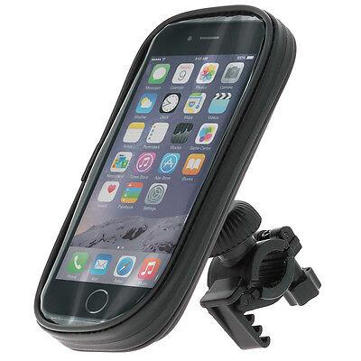 Sumex Waterproof Handle Bar Mounted Bike & Bicycle Smartphone Iphone Holder - Xl Jade Weiß