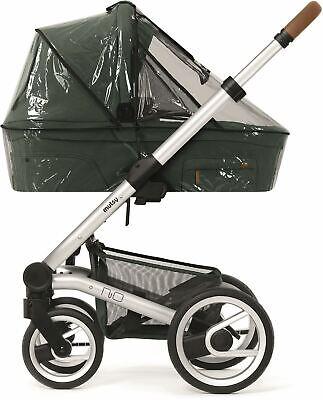 Mutsy Parapioggia Nio Culla Portatile Carrozzina/passeggino/passeggino Accessorio Bn-/stroller Accessory Bn It-it Ultima Tecnologia