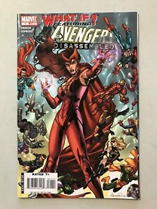 WHAT-IF-Avengers-Disassembled-1-Marvel-Comics-2007-Scarlet-Witch