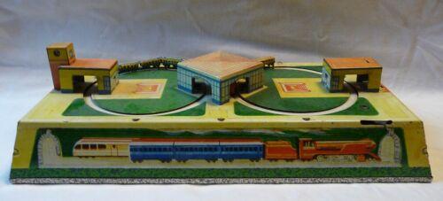 Kleine Tischeisenbahn 50/60er Jahre