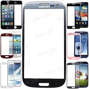 Exterior-Frontal-Pantalla-Lente-de-Cristal-Repuesto-para-Samsung-Galaxy-Note-2