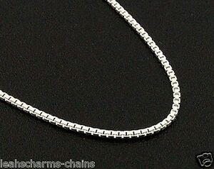 1-MM-BOX-CHAIN-NECKLACE-925-STERLING-SILVER-14-034-16-034-18-034-20-034-22-034-24-034-30-034-INCH