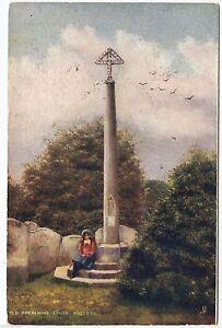MALVERN  Old Preaching Cross  Raphael Tuck Oilette 1473  1904 used postcard - <span itemprop=availableAtOrFrom>Lincoln, United Kingdom</span> - MALVERN  Old Preaching Cross  Raphael Tuck Oilette 1473  1904 used postcard - Lincoln, United Kingdom