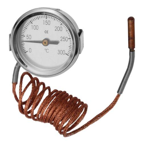 MB1074-0-300°C Thermometer 150cm Sensorkabel Temperaturanzeige Maschine Motor