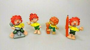 Pumuckl-Set-von-4-Figuren-Bully-Schleich-Buchagentur-Vintage