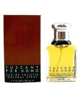 TUSCANY-PER-UOMO-de-Aramis-Colonia-Perfume-EDT-50-mL-Homme-Man
