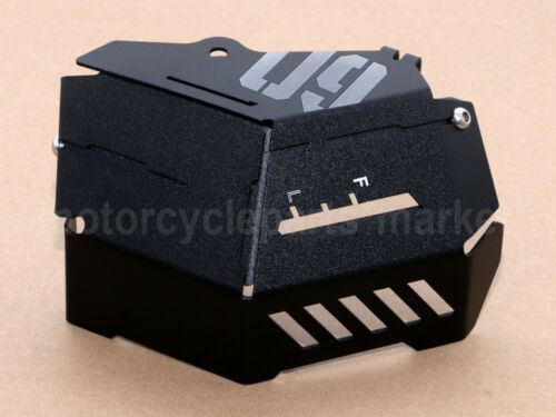 Radiator Water Coolant Reservoir Tank Guard Cover For 2013-2016 Yamaha FZ09 MT09