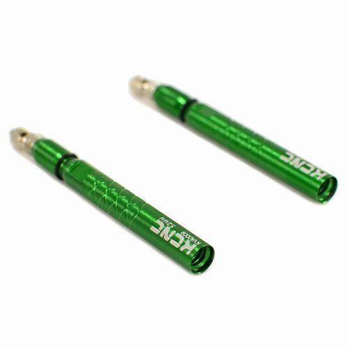 2pcs KCNC Presta Core Value Extender Green