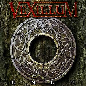 VEXILLUM-Unum-CD-2015-Folk-Power-Metal-Blind-Guardian-Freedom-Call