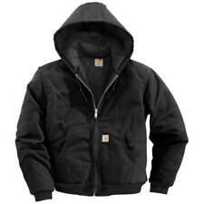 Carhartt J140 Blk 4xl Tll Hooded Jacketinsulatedblack4xlt