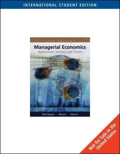 Managerial Economic Application Strategies, New Books