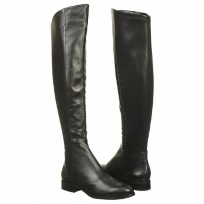 economico Steven by Steve Madden Edeen stivali (nero (nero (nero Leather)  Donna  stivali  la migliore selezione di