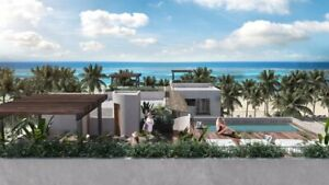 Front sea apartment in Mahahual Costa Maya Mexico BEST AMENITIES IN TOWN