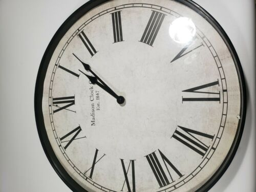 Madison Clock
