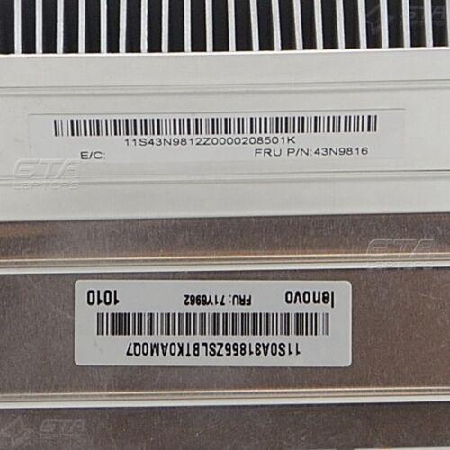 Lenovo ThinkCentre M90 SFF CPU Heatsink 43N9816 71Y6962 Working Pull