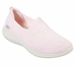 NEU SKECHERS Damen Sneakers Turnschuhe Training Sport ULTRA FLEX-HARMONIOUS Pink