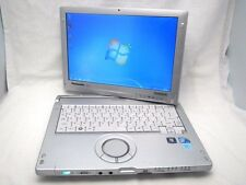 "Panasonic ToughBook CF-C1 12.1"" TouchScreen i5-520M 2.4Ghz 3GB 80GB Wi-Fi Win7"