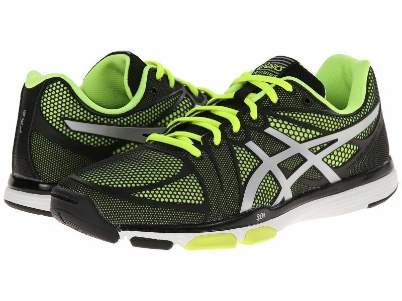 Mens Shoes ASICS GEL-Exert™ GEL-Exert™ ASICS TR Black/Silver/Flash Yellow 88c619