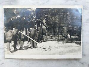 VECCHIA FOTO GIOVANI FASCISTI FASCISTA OLD PHOTOGRAPH