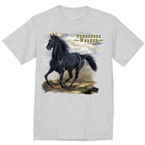 big and tall t-shirt for men Tennessee walker walking horse tall tee shirt men/'s