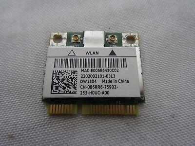 Dell Latitude E6430s E5530 E6330 Wireless WiFi Card Laptop 86RR6 DW1504 Tested