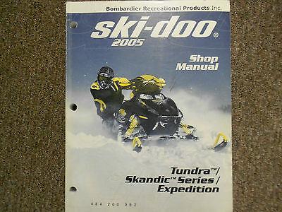 BONUS HIGH DEF 2002 Ski-Doo Legend Series Snowmobile Repair Maintenance Manual