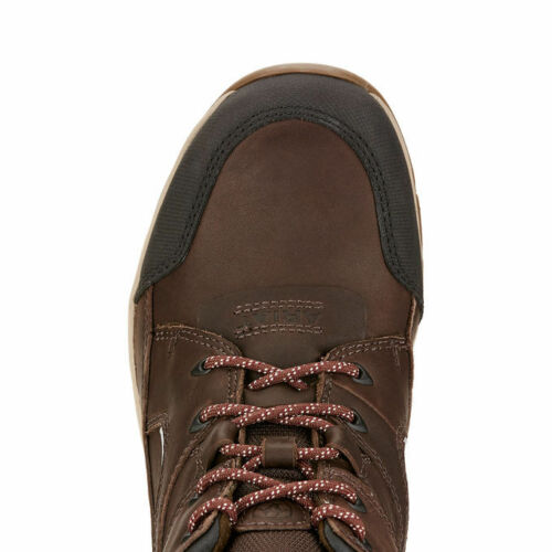 /%/% Ariat Telluride II H20 with lacing Waterproof Riding Ankle Boot DarkBrown/%/%