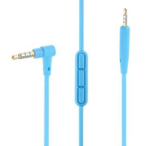 Detalles de 1.5m Cable de Audio 2.5mm Macho a Macho 3.5mm Cable De Alambre Para Bose QC25 Auriculares ver título original