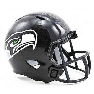 Image is loading NFL-Seattle-Seahawks-Riddell-Pocket-Pro-Helmet-New- 1c19911fb78