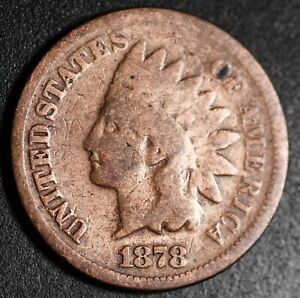 1878-INDIAN-HEAD-CENT-GOOD