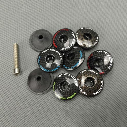 TOOK 28.6mm Deckel Fahrrad Gabel Kralle Schraube 6 Farben Fahrrad Steuersätze
