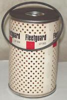 Fleetguard Lube Filter Element Lf553 Lot Of 4pcs