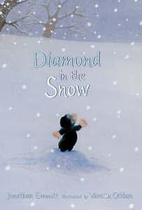 Very-Good-Emmett-Jonathan-Diamond-in-the-Snow-Mole-and-Friends-Hardcover-B