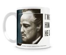 The Godfather Don Vito Make Him An Offer Der Pate Kaffee Becher Coffee Mug Tasse