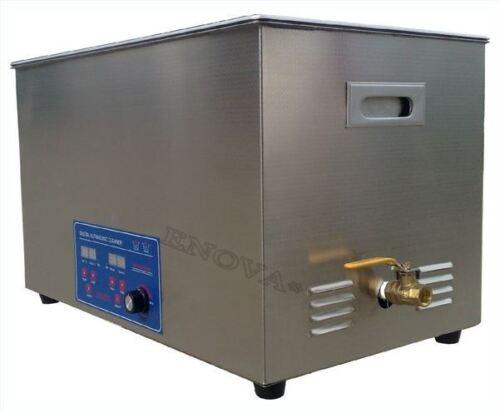30L Ultraschallreiniger Ultraschallleistung Einstellbar 40Khz 600W 110V 220 tl