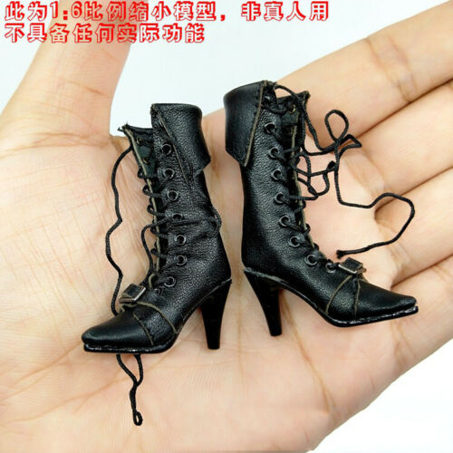 "1//6 STAR MAN MS-005 AVENGER boots shoes model for 12/"" Female figure Doll"