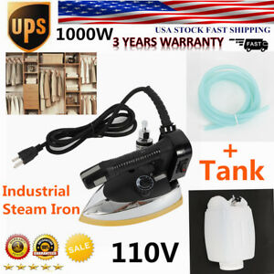 Gravity-Feed-Industrial-Electric-Steam-Iron-Set-Gravity-Iron-System-Industrial