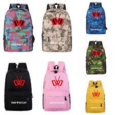 PrestonPlayz Backpack Rucksack,Gamer School College Bag.Holiday Top Youtube Hits