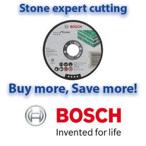 Bosch-115mm-experto-Piedra-Discos-De-Corte-De-Ladrillo-Amoladora-de-Angulo-anuncio-de-varios