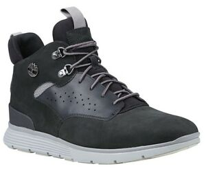 various kinds of well known pretty cool Details about Men's Timberland Killington Hiker Chukka Boots Black Nubuck  A1GBi