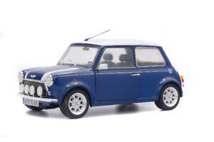 Solido-Mini-Cooper-Sport-Pacco-Blu-Bianco-1183420-1-18