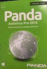 PANDA ANTIVIRUS PRO 2015 3 DEVICES 1 YEAR UPGRADABLE TO 2017